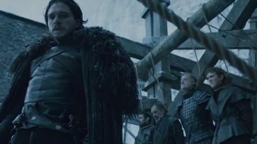 Jon Nieve abandona la Guardia de la Noche después de ejecutar a sus asesinos
