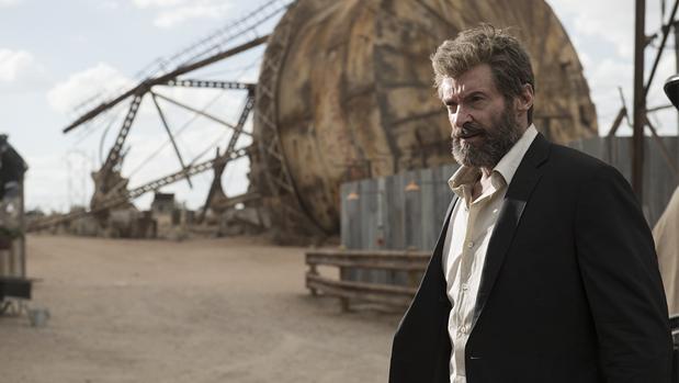 Hugh Jackman, en una escena de la película