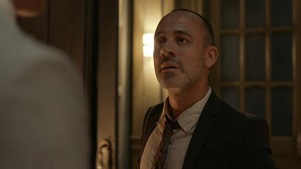 Javier Gutiérrez es el protagonista de la nueva apuesta ficcional de TVE
