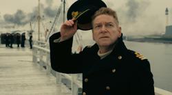 Fotograma de la película sobre la II Guerra Mundial, Dunkerque