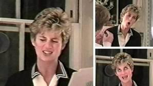 Diana de Gales en el polémico documental británico