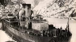 El buque de transporte Altmark