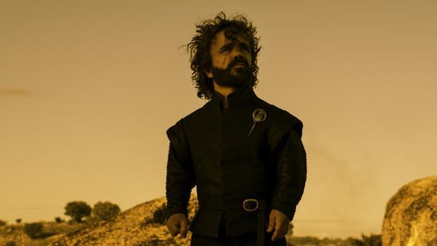 Tyrion Lannister, en «Juego de Tronos»