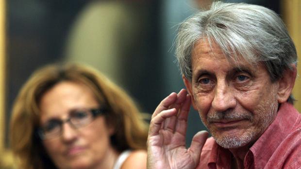 El director de cine Basilio Martín Patino