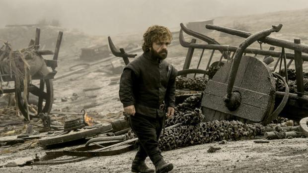 Peter Dinklage interpreta a Tyrion Lannister en «Juego de Tronos»