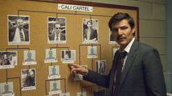 Pedro Pascal es el agente Peña en «Narcos»