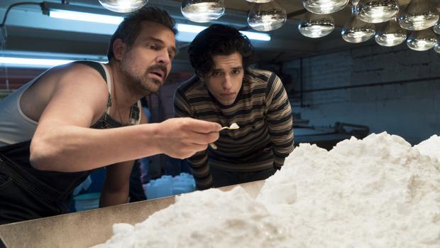 Chepe es uno de los capos del cártel de Cali en la tercera temporada de «Narcos»