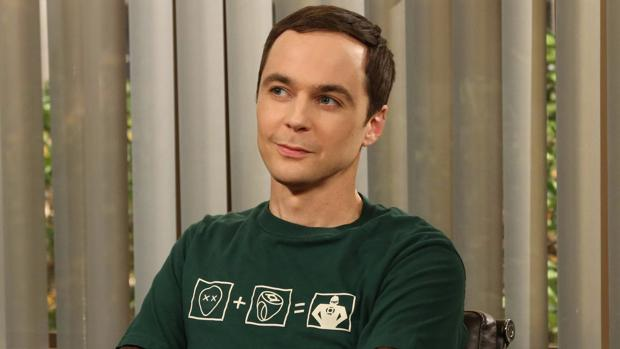 Jim Parsons es Sheldon Cooper en «The Big Bang Theory»