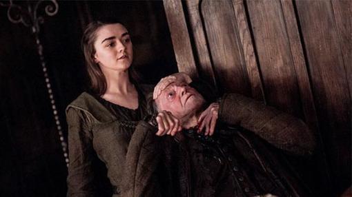 Muerte de Walder Frey en «Juego de Tronos»