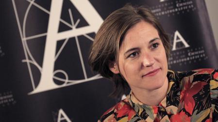 La directora Carla Simón