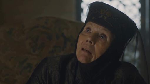 Muerte de Olenna Tyrell en «Juego de Tronos»
