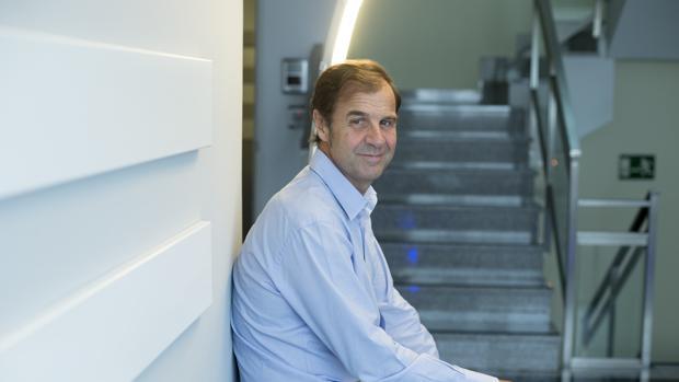 José Velasco, presidente de Zebra y productor de «Centro médico»