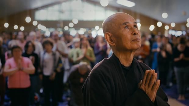 «Camina conmigo» cuenta la historia del maestro zen Thich Nhat Hanh