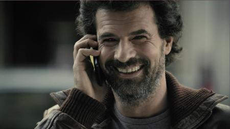 Rodolfo Sancho como Julián en «El Ministerio del Tiempo»