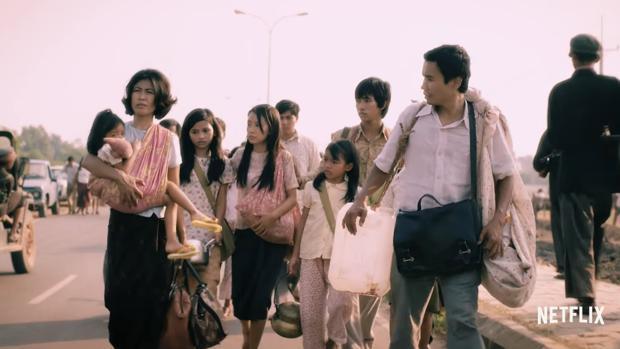 Imagen de la película «Se lo llevaron: recuerdos de una niña de Camboya»