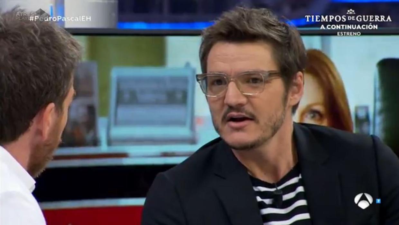 El Hormiguero: Pedro Pascal deja en evidencia a Pablo Motos por no saber inglés: «Tienes tu propio traductor»