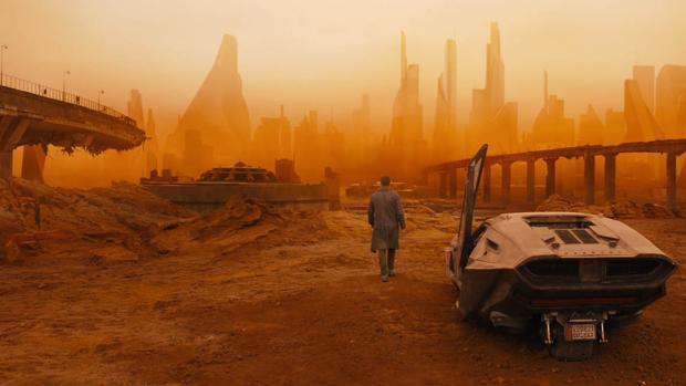 Escena de «Blade Runner 2049»