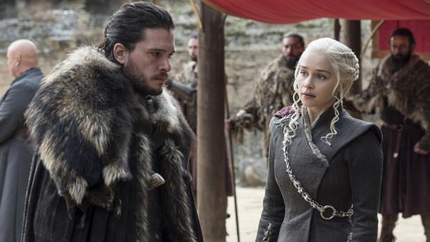 Juego de tronos»: La octava y última temporada de «Juego de tronos ...
