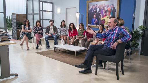 «La que se avecina», uno de los grandes éxitos de Telecinco