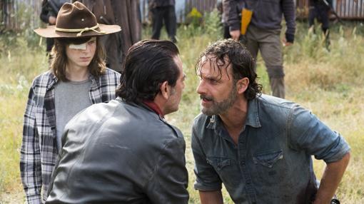 «The Walking Dead», estrella del pago