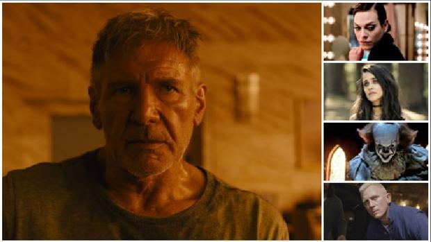 Fiesta del cine: Blade Runner 2049, Una mujer fantástica, La llamada, It y La suerte de los Logan, entre las películas recomendadas por ABC Play
