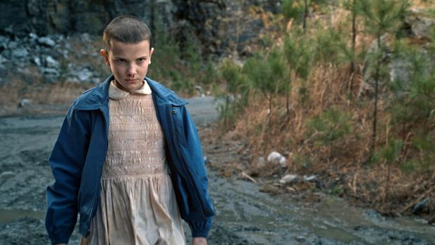 Eleven, de «Stranger Things»