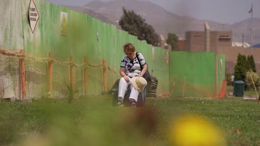 Juana, la «madre coraje» de Luis en Sarita Colonia