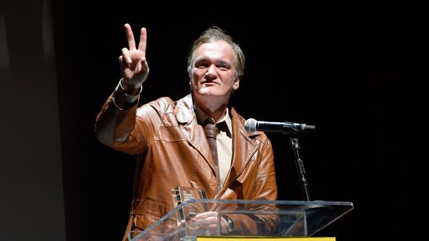 El director de cine Quentin Tarantino, en una imagen de archivo