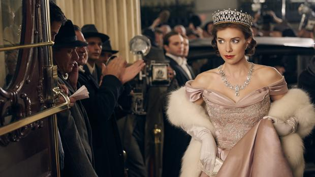 Fotograma de «The Crown»