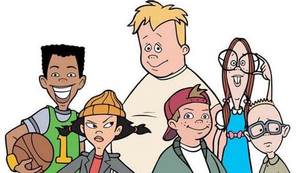 Las aventuras de los protagonistas de «La banda del patio» acompañaron a millones de jóvenes