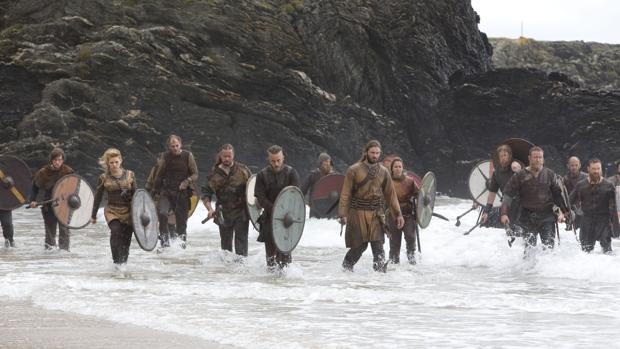 La nueva entrega de «Vikingos» está muy cerca de estrenarse