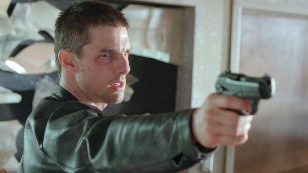 Tom Cruise podría ser uno de los protagonistas de la próxima cinta de Q.T.