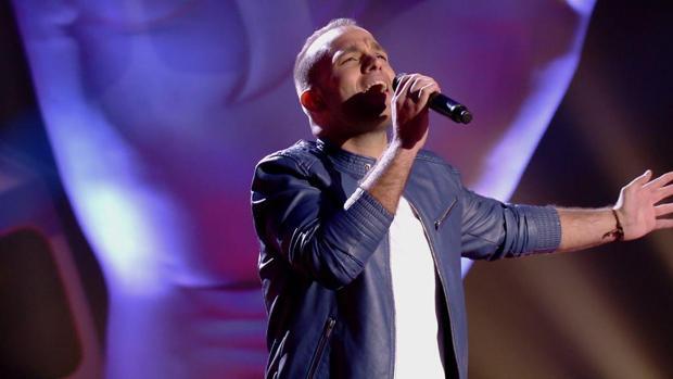 Charly cantço «Fix it», de Coldplay en la última gala de La Voz antes de pasar a los directos