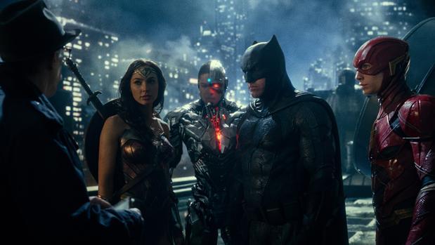 Fotograma de «Liga de la Justicia»