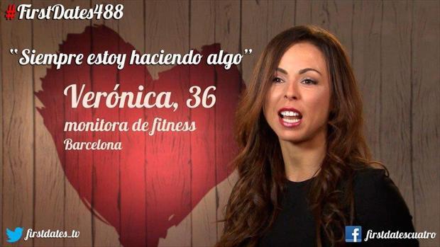 A pesar de su embarazoso olvido, la cita de Verónica y Bruno tuvo un final feliz