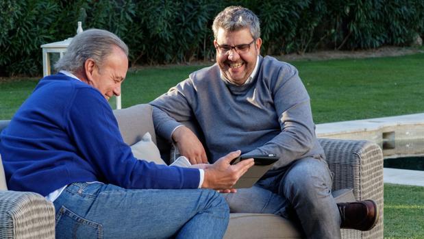 Florentino Fernández, más conocido como Flo, en «Mi casa es la tuya»