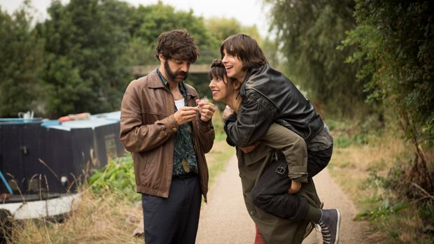 Natalia Tena y David Verdaguer protagonizan «Tierra Firme»