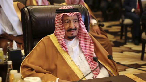 El rey saudí, Salman bin Abdelaziz