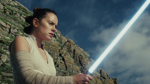 Fotograma de Star Wars: Los últimos Jedi (Episodio 8)
