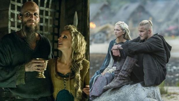 El Parentesco Entre Tres Protagonistas De Vikingos Que Desconocías