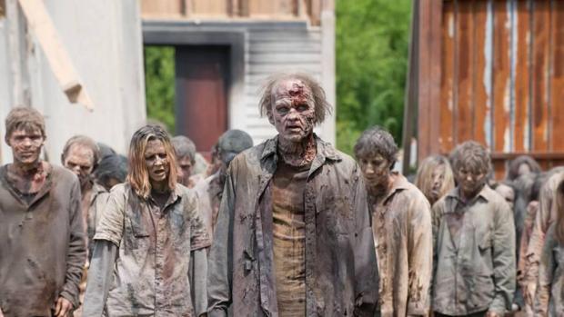 «Walking Dead» fue una de las series en la que los espectadores tuvieron que sobrellevar muertes inesperadas