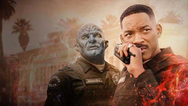 Will Smith y Joel Edgerton, protagonistas de «Bright»