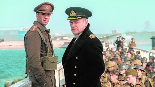 Escena de «Dunkerque»