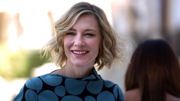 La actriz australiana Cate Blanchett