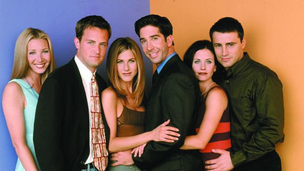 «Friends» es una de las series más aclamadas en la historia de la televisión
