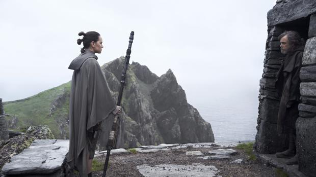 «Star Wars: Los últimos jedi» ha conquistado la taquilla de todo el mundo