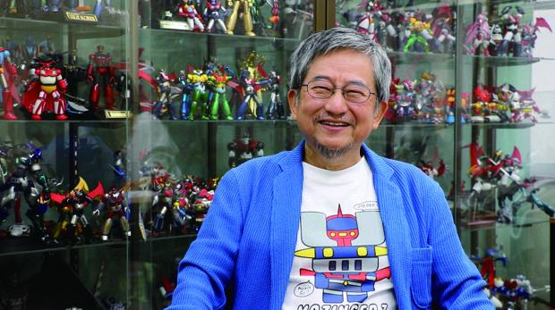 Go Nagai, creador de «Mazinger Z»