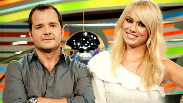 Patricia Conde y Ángel Martín regresan a la televisión con un nuevo programa en #0