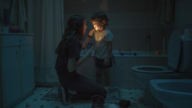 Sandra Escacena protagoniza el filme de Paco Plaza «Verónica», candidata al Premio Goya a la mejor película
