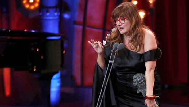 Isabel Coixet ha ganado el Goya a mejor guión adaptado